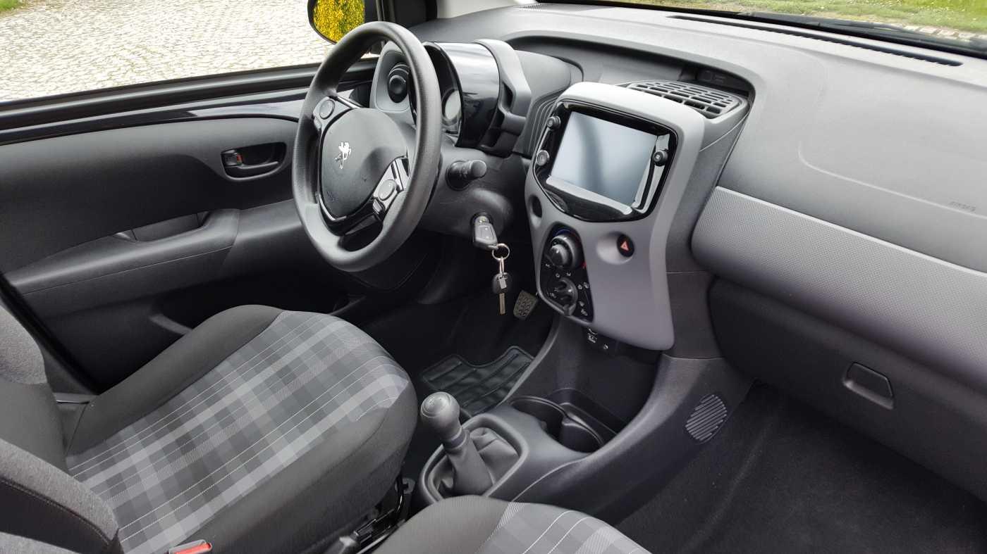 Peugeot 108 1.0 VTi Active 2/3