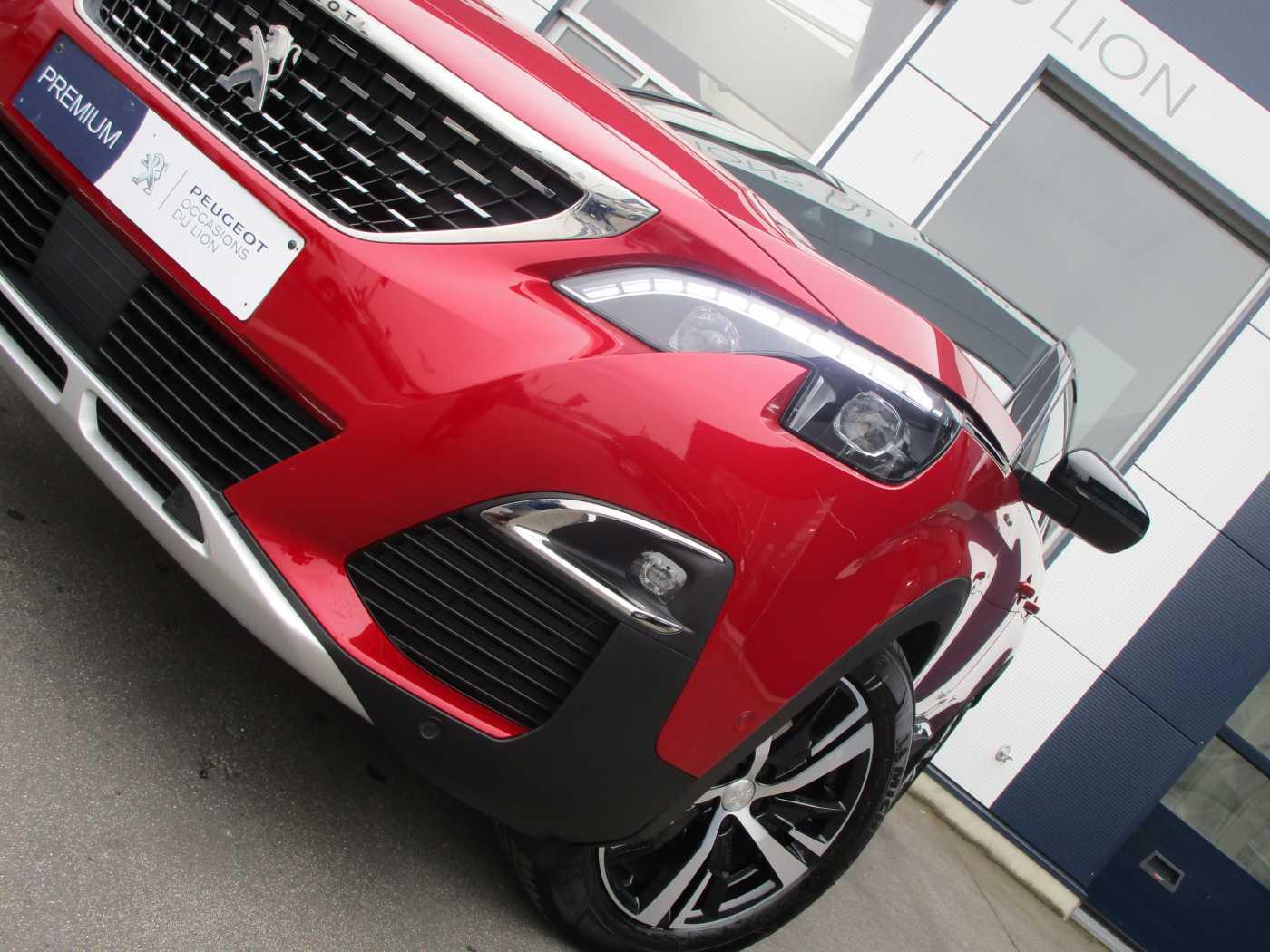 Peugeot 3008 1.2 PureTech GT Line (EU6.2) 9/12