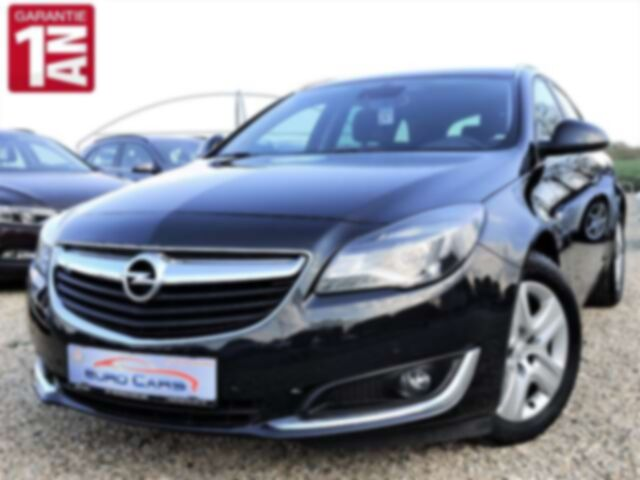Opel Insignia Sports Tourer 1.6 CDTi ECOTEC RESERVEE--!!