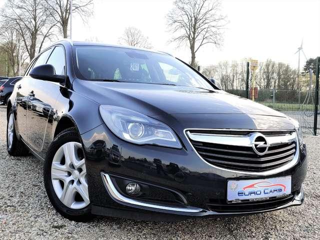 Opel Insignia Sports Tourer 1.6 CDTi ECOTEC RESERVEE--!! 2/14