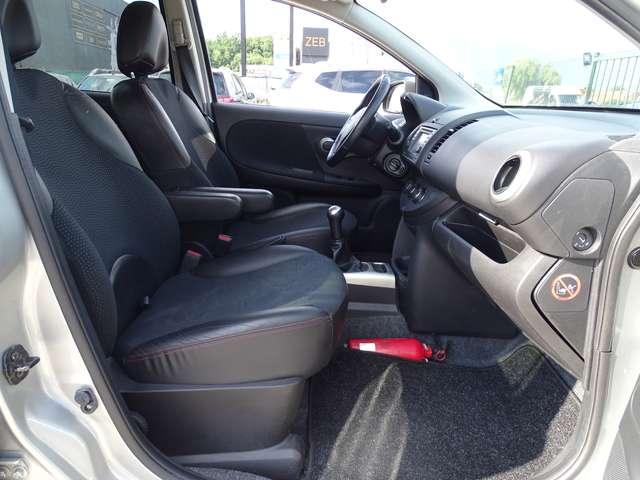 Nissan Note 1.5D // NAV - AC - HALFLEDER - CARPASS - GARANTIE 10/19