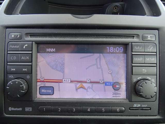 Nissan Note 1.5D // NAV - AC - HALFLEDER - CARPASS - GARANTIE 15/19