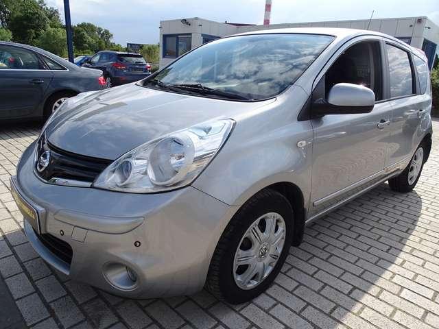 Nissan Note 1.5D // NAV - AC - HALFLEDER - CARPASS - GARANTIE 7/19