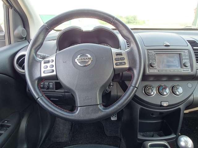 Nissan Note 1.5D // NAV - AC - HALFLEDER - CARPASS - GARANTIE 8/19