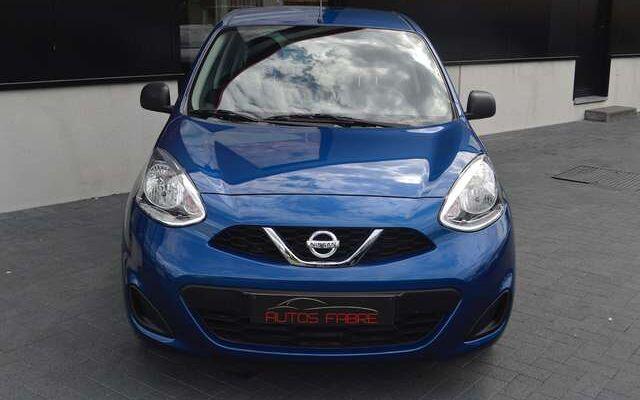 Nissan Micra 1.2i AUTOMAAT Airco 19000km !!!!