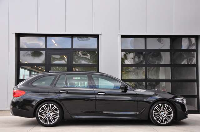 BMW Série 5 M-PAKKET - PANORAMISCH OPEN DAK - HEAD-UP 8/15