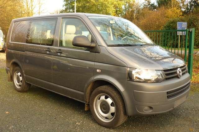 Volkswagen Transporter 14.950€ +Tva-Btw DbleCabine 5Pl 180cv Automatic 2/30