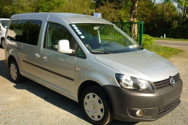 Volkswagen Caddy 9.950 € + TVA/BTW MAXI Dble cabine - 5 Pl 2/30