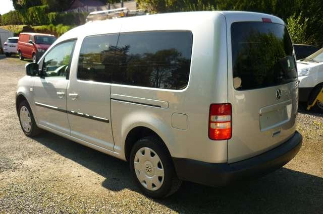 Volkswagen Caddy 9.950 € + TVA/BTW MAXI Dble cabine - 5 Pl 4/30