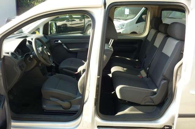 Volkswagen Caddy 9.950 € + TVA/BTW MAXI Dble cabine - 5 Pl 6/30