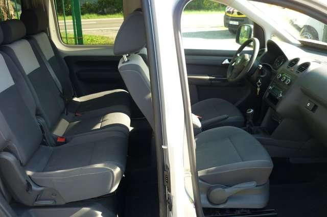 Volkswagen Caddy 9.950 € + TVA/BTW MAXI Dble cabine - 5 Pl 7/30