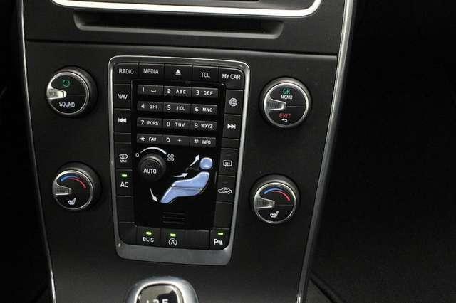 Volvo S60 2.0 D2 GPS Dig.airco Alu Xenon 11/17