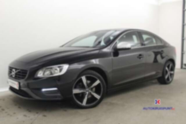 Volvo S60 2.0D R-Design GPS Dig.Airco Cruise Alu18