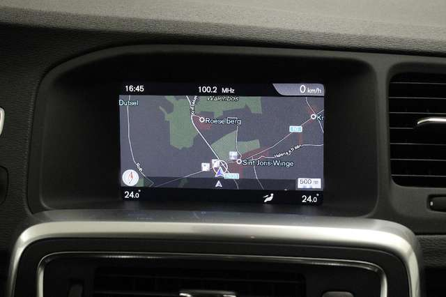 Volvo S60 2.0D R-Design GPS Dig.Airco Cruise Alu18 13/18