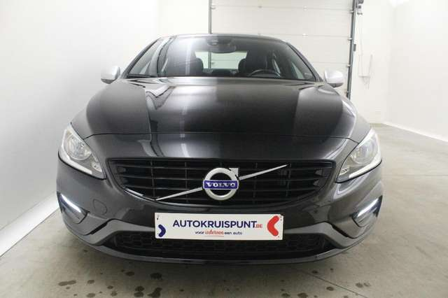 Volvo S60 2.0D R-Design GPS Dig.Airco Cruise Alu18 2/18