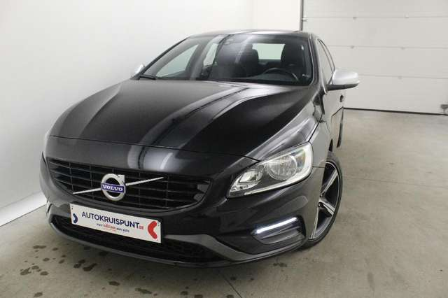 Volvo S60 2.0D R-Design GPS Dig.Airco Cruise Alu18 3/18