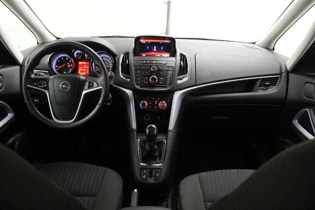 Opel Zafira 1.6Cdti 7PL Airco Alu Cruise 11/18
