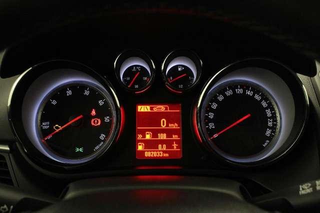 Opel Zafira 1.6Cdti 7PL Airco Alu Cruise 16/18