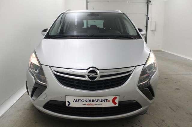 Opel Zafira 1.6Cdti 7PL Airco Alu Cruise 2/18
