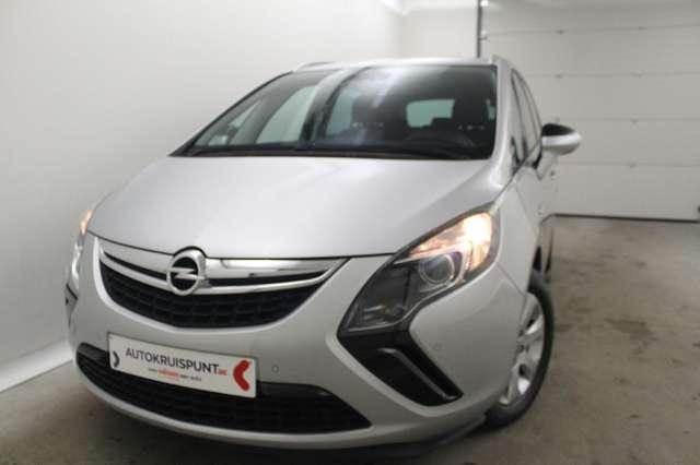 Opel Zafira 1.6Cdti 7PL Airco Alu Cruise 3/18