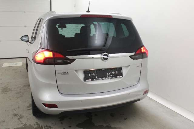 Opel Zafira 1.6Cdti 7PL Airco Alu Cruise 7/18