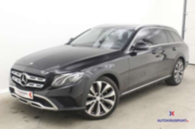 Mercedes 220 d 9-g Tronic All Terrain Avantgarde GPS Camera Dig