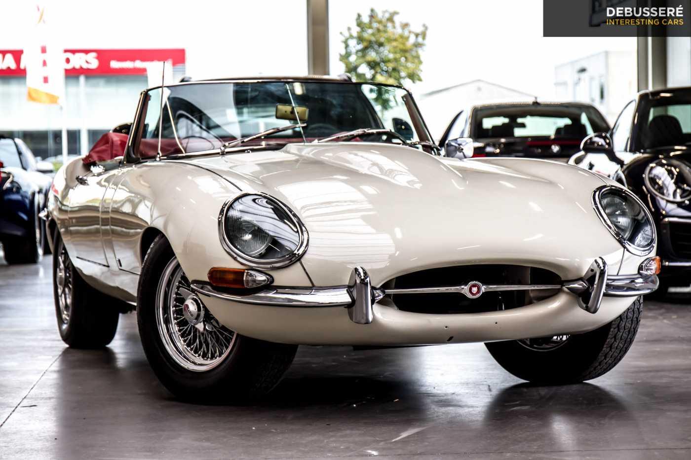 Jaguar E-Type Series I 3.8 OTS Fully Restored