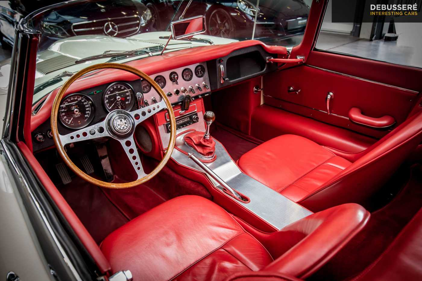 Jaguar E-Type Series I 3.8 OTS Fully Restored 3/30