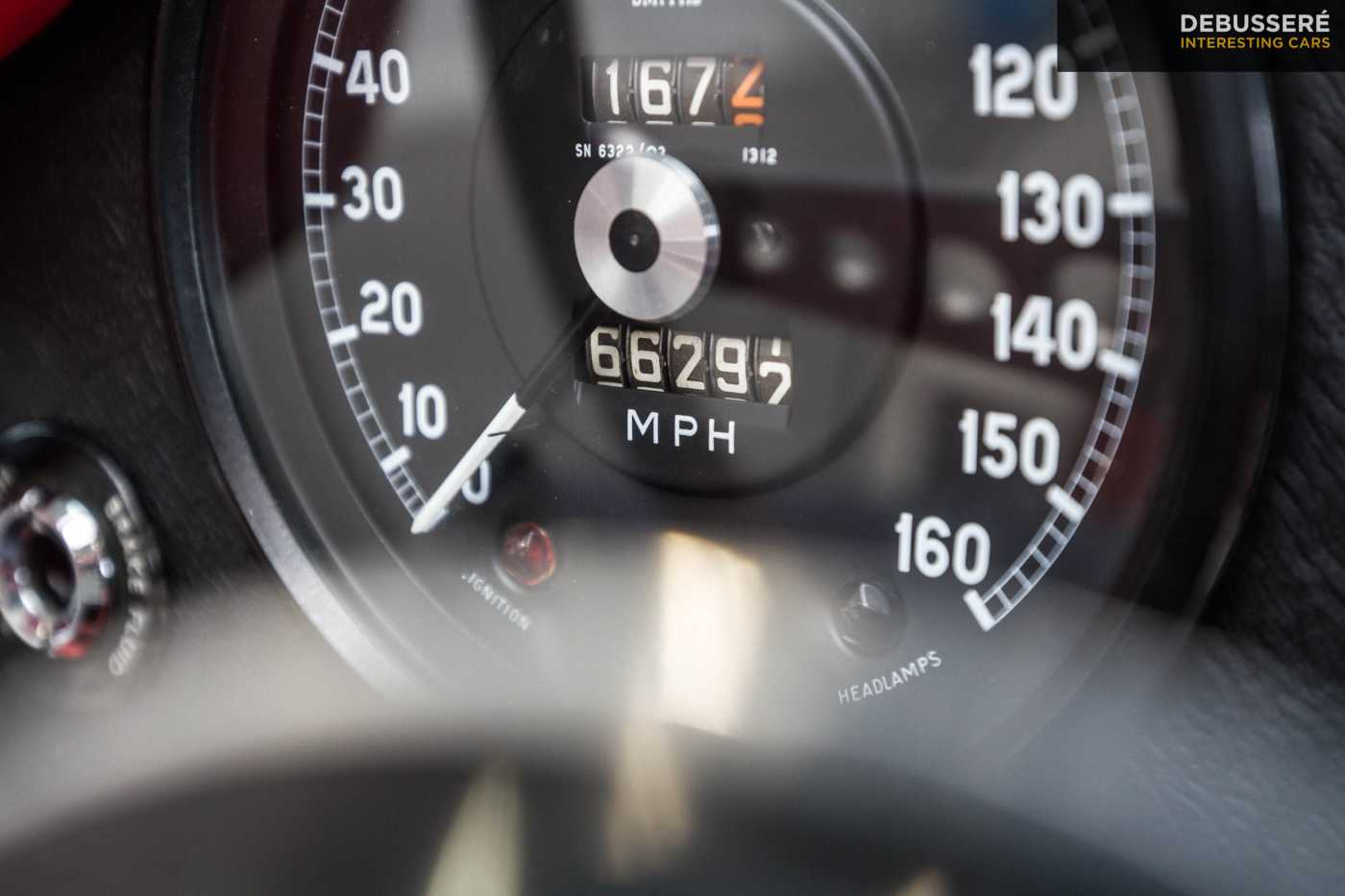 Jaguar E-Type Series I 3.8 OTS Fully Restored 18/30