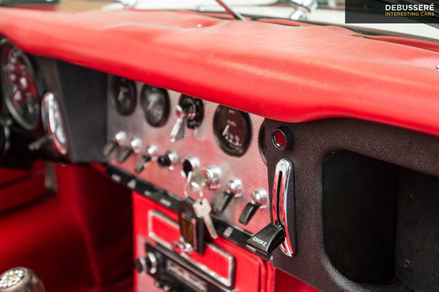 Jaguar E-Type Series I 3.8 OTS Fully Restored 25/30