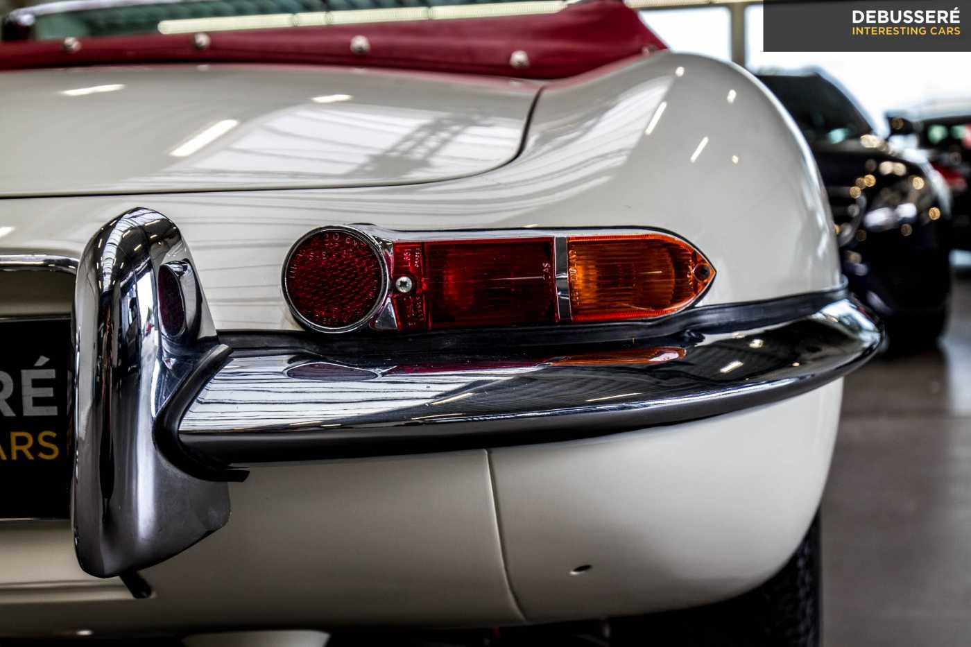 Jaguar E-Type Series I 3.8 OTS Fully Restored 29/30