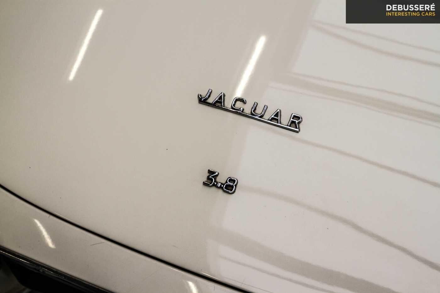 Jaguar E-Type Series I 3.8 OTS Fully Restored 30/30