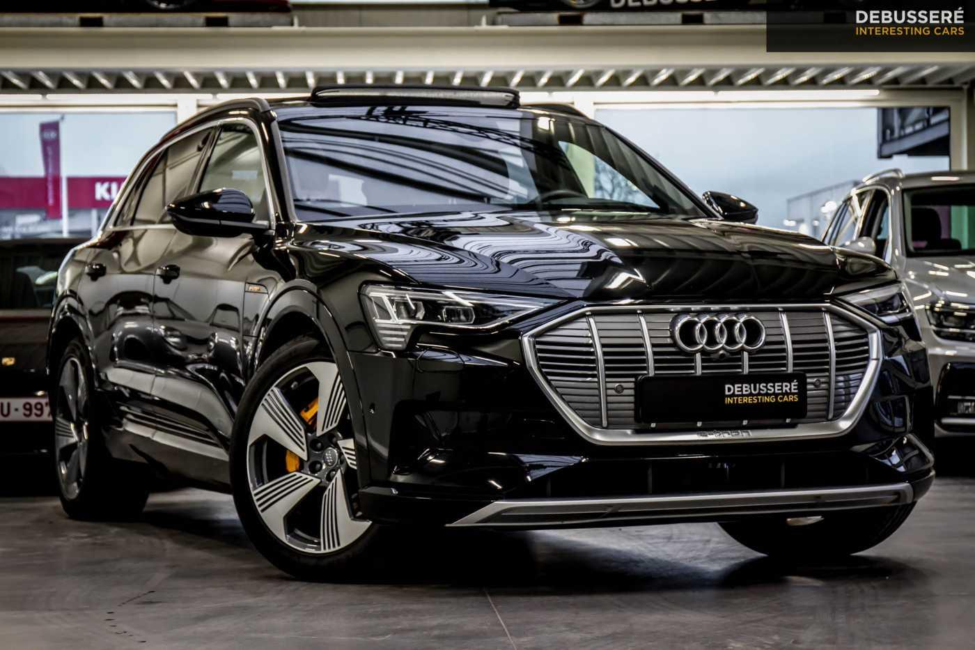 Audi E-Tron 55 Quattro ACC Panodak Bang & Olufsen Privacy 1/30