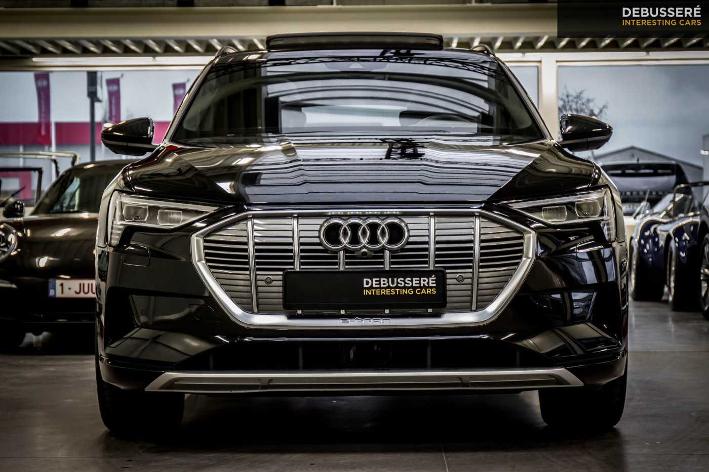 Audi E-Tron 55 Quattro ACC Panodak Bang & Olufsen Privacy 8/30