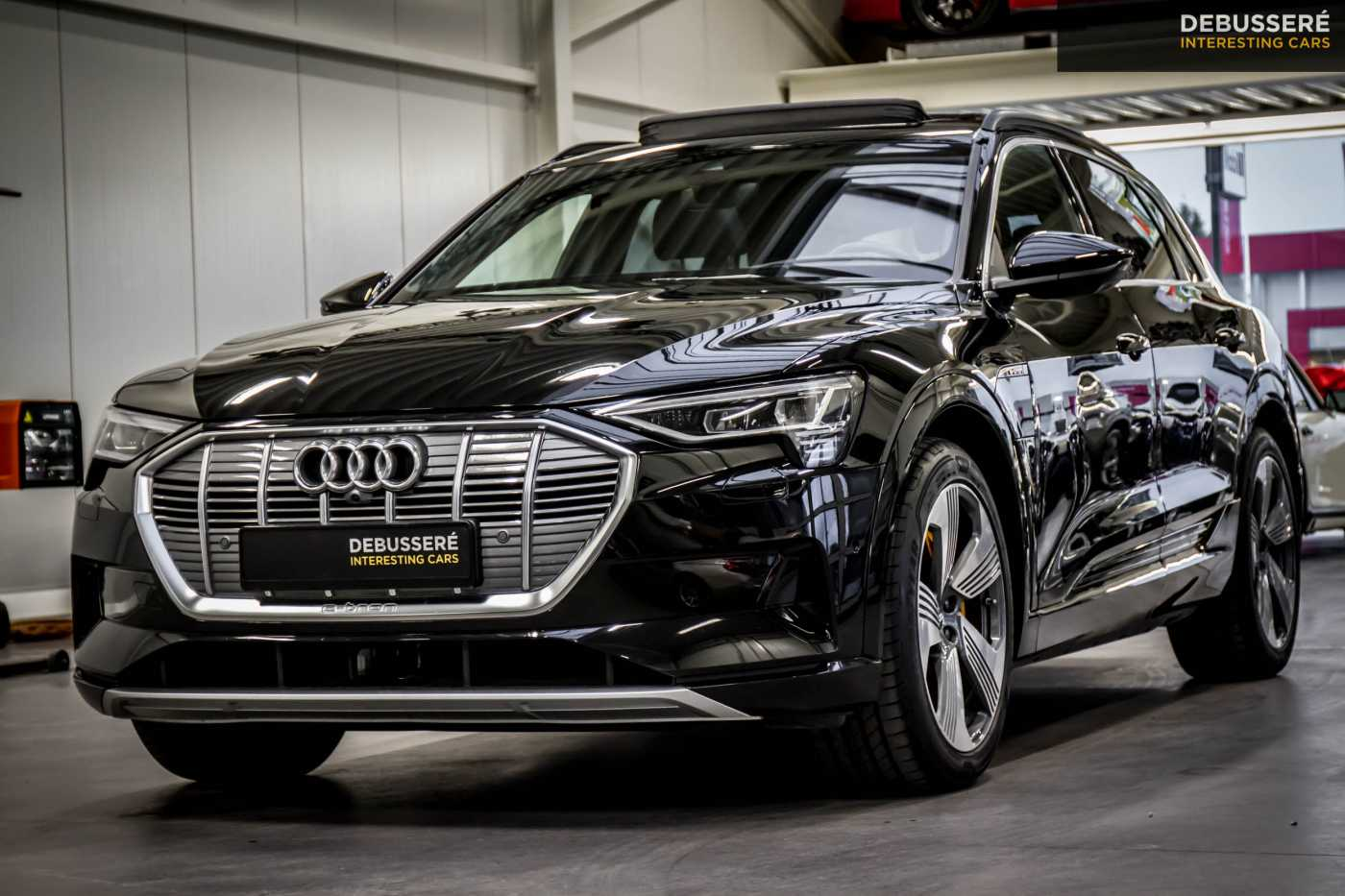 Audi E-Tron 55 Quattro ACC Panodak Bang & Olufsen Privacy 6/30