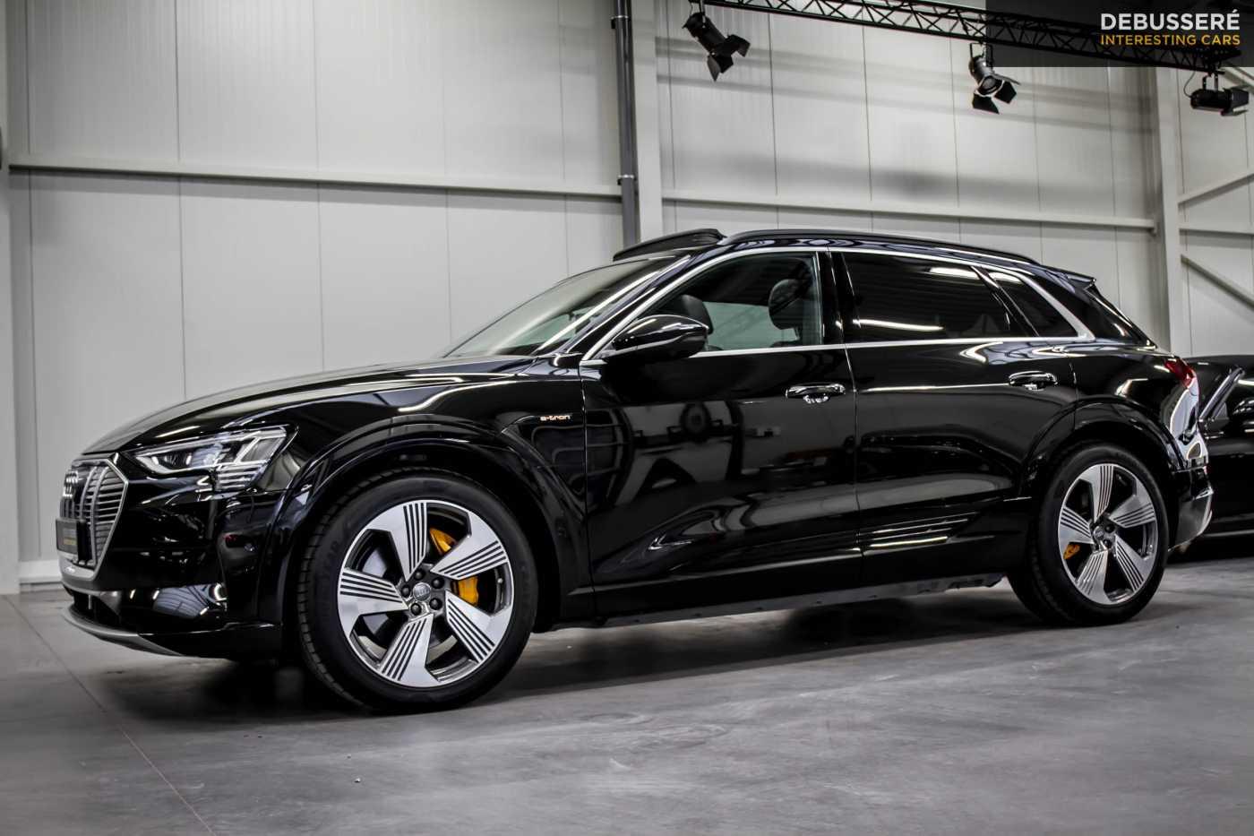 Audi E-Tron 55 Quattro ACC Panodak Bang & Olufsen Privacy 10/30
