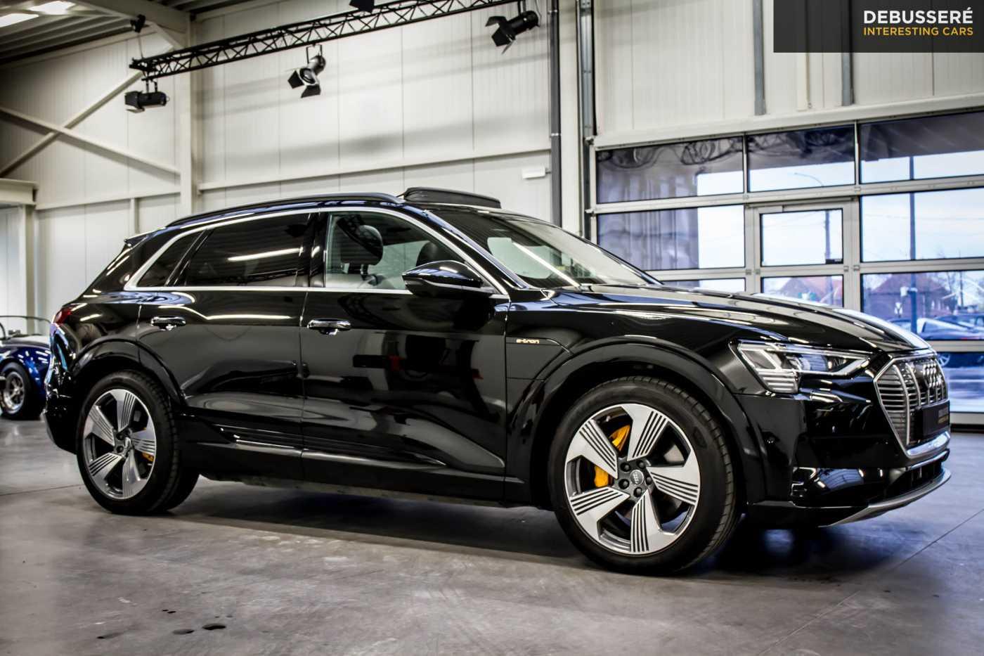 Audi E-Tron 55 Quattro ACC Panodak Bang & Olufsen Privacy 2/30