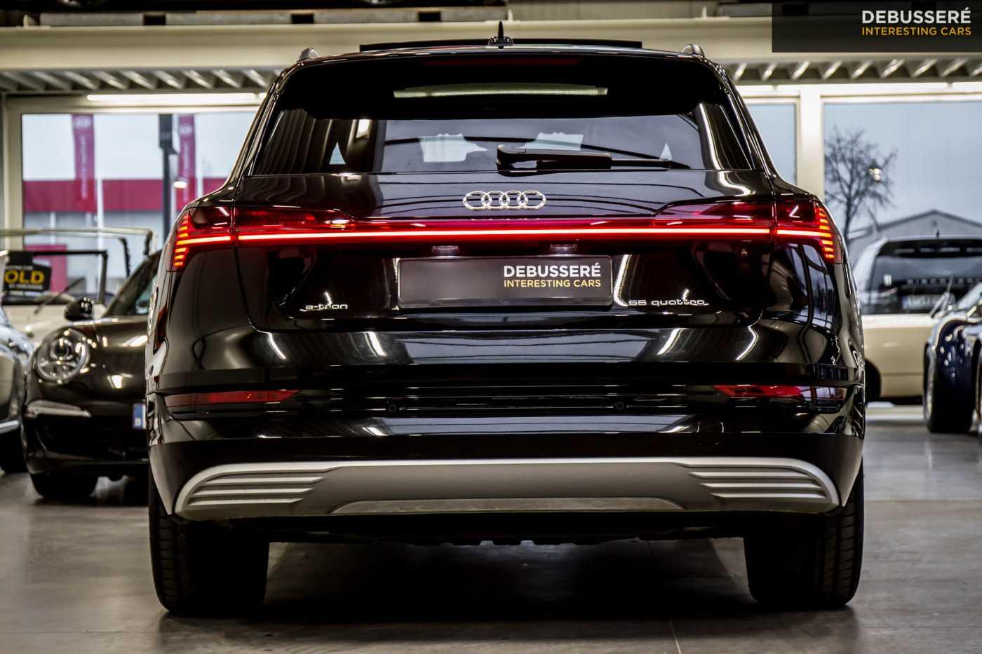 Audi E-Tron 55 Quattro ACC Panodak Bang & Olufsen Privacy 14/30