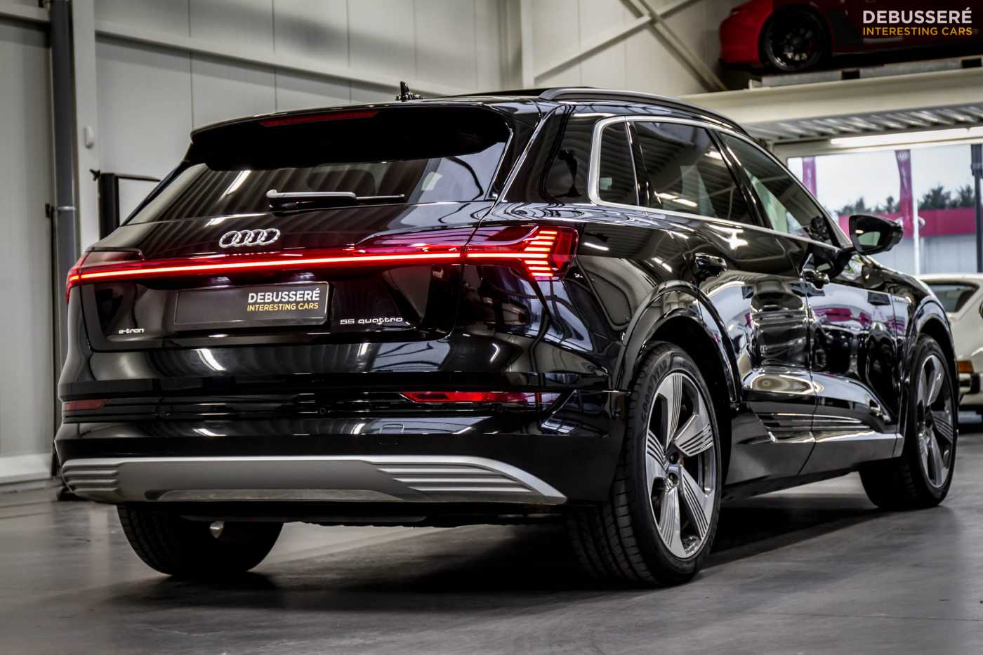 Audi E-Tron 55 Quattro ACC Panodak Bang & Olufsen Privacy 15/30