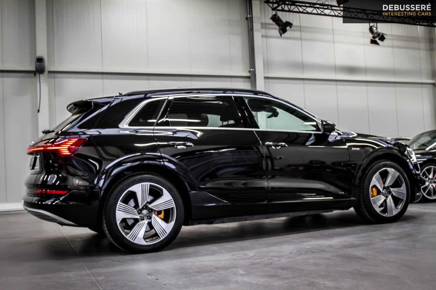 Audi E-Tron 55 Quattro ACC Panodak Bang & Olufsen Privacy 16/30