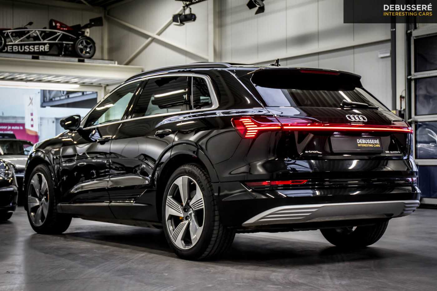 Audi E-Tron 55 Quattro ACC Panodak Bang & Olufsen Privacy 17/30