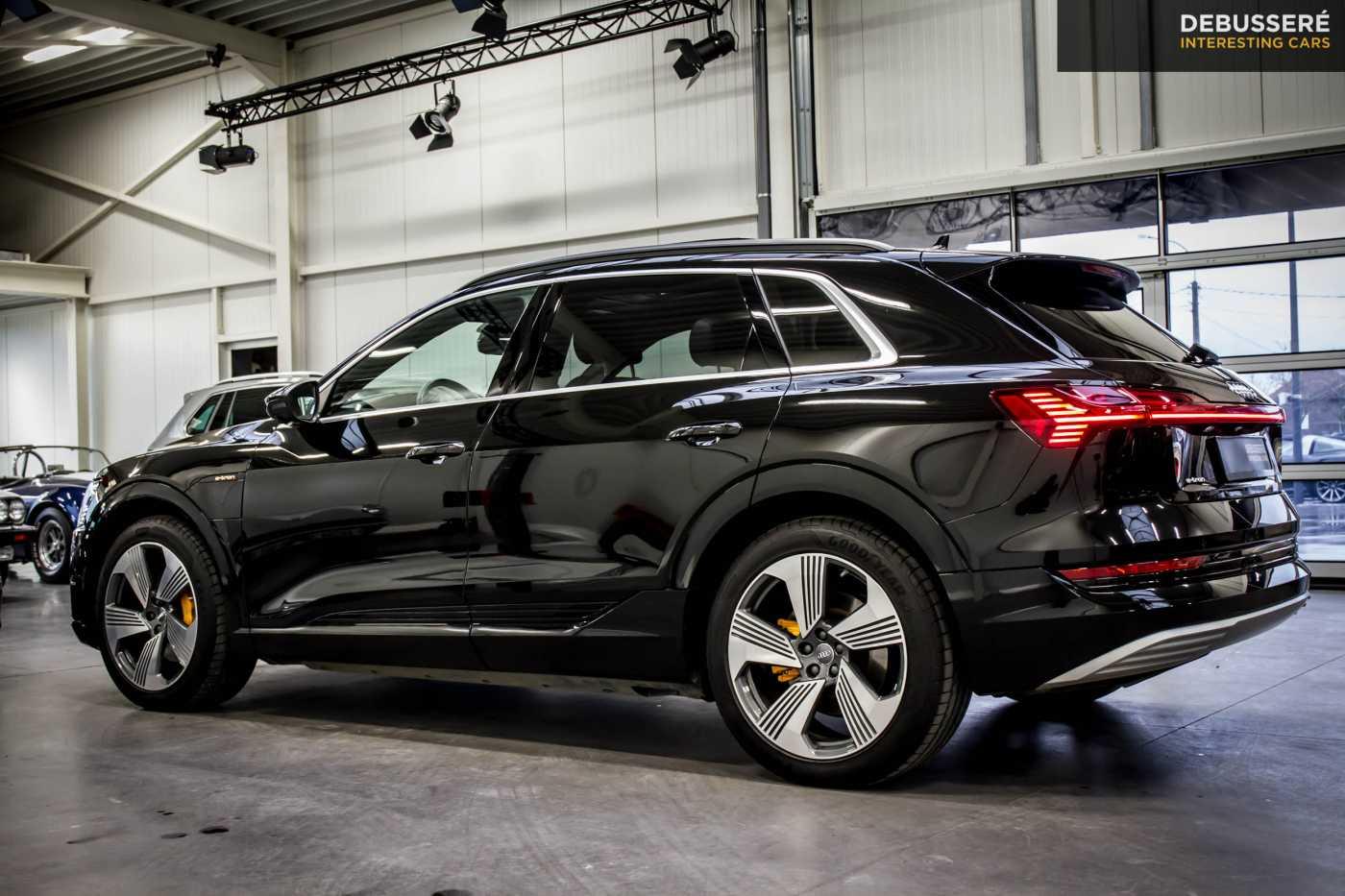 Audi E-Tron 55 Quattro ACC Panodak Bang & Olufsen Privacy 4/30
