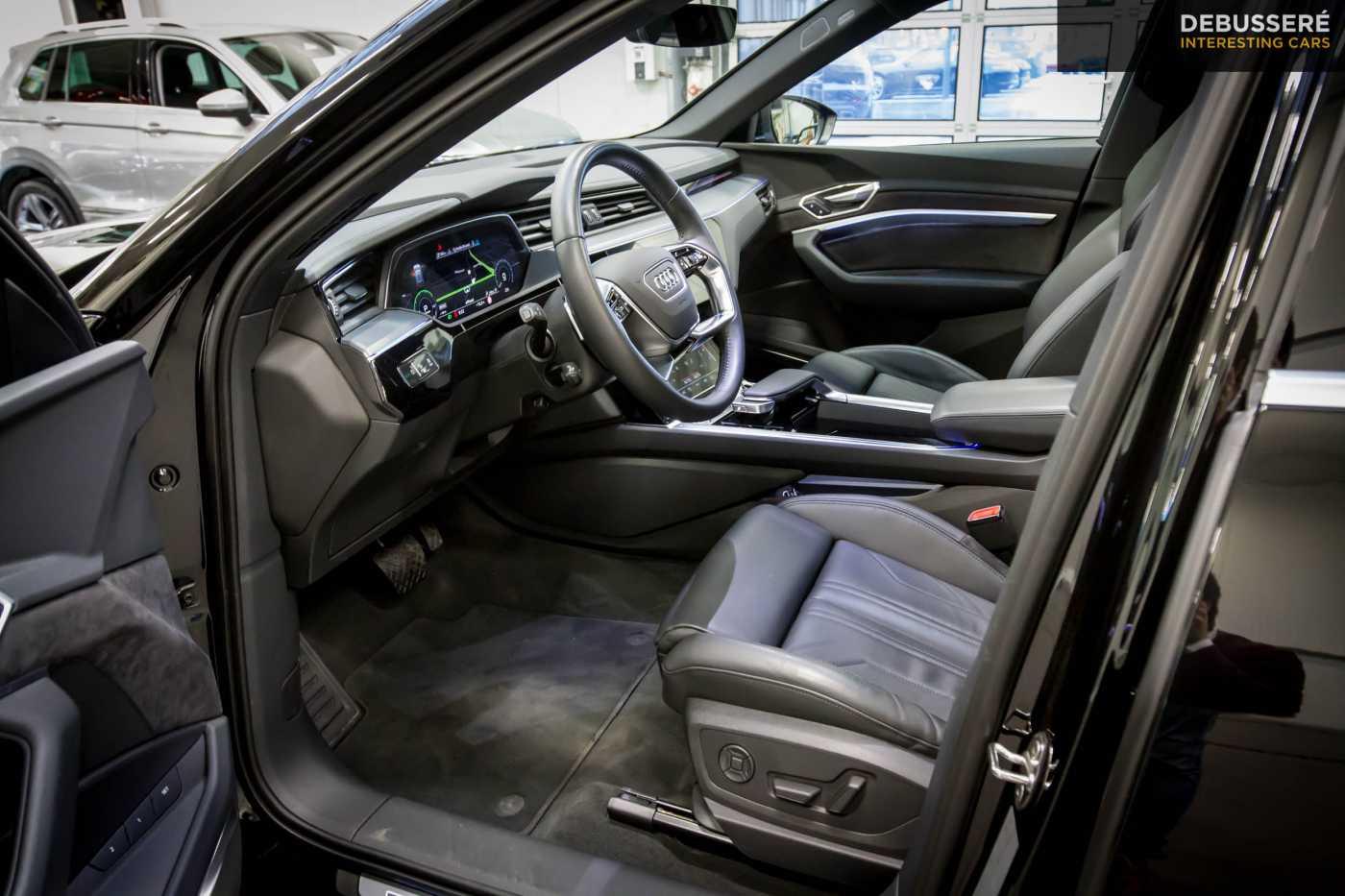 Audi E-Tron 55 Quattro ACC Panodak Bang & Olufsen Privacy 5/30