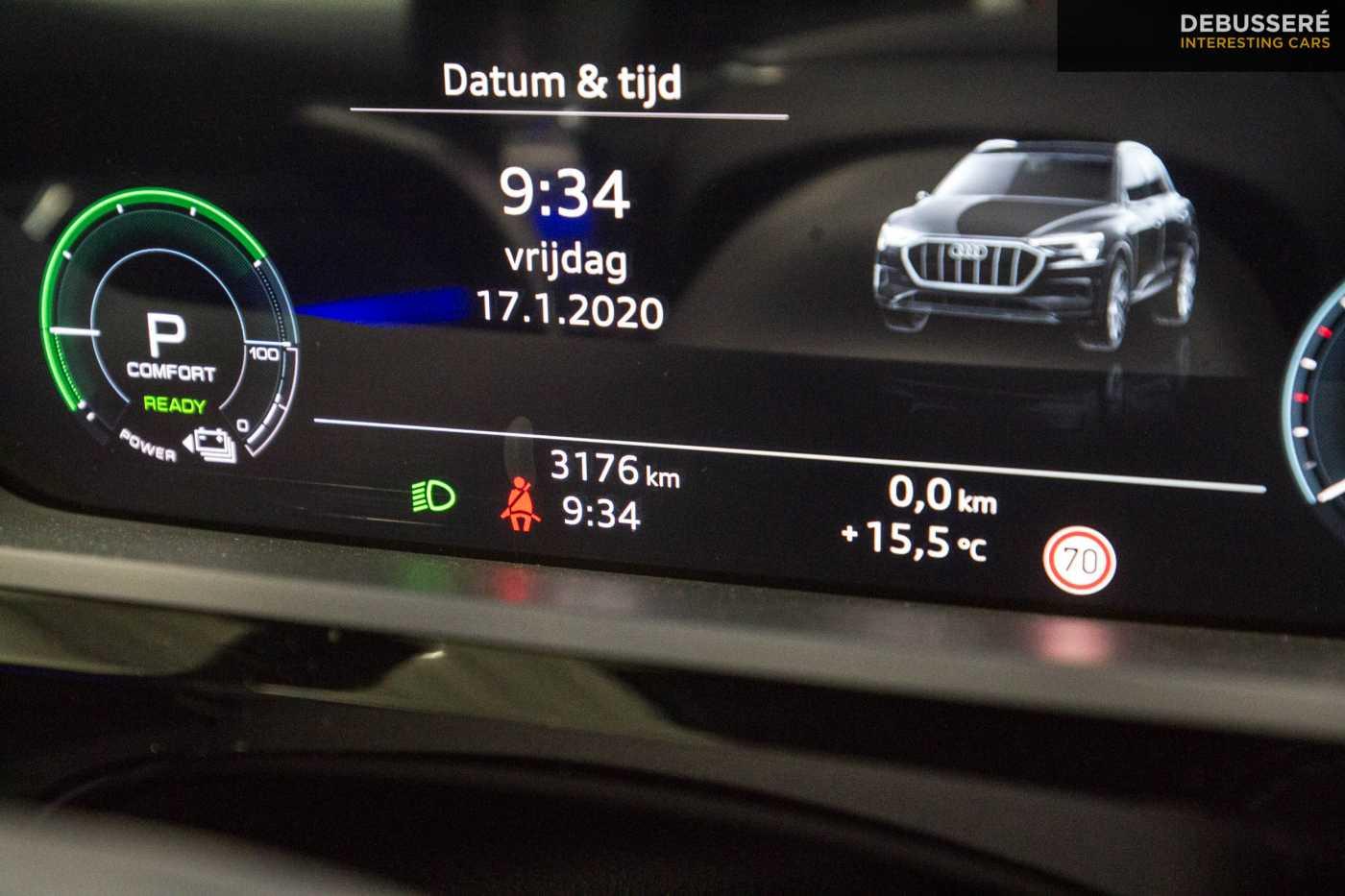 Audi E-Tron 55 Quattro ACC Panodak Bang & Olufsen Privacy 21/30