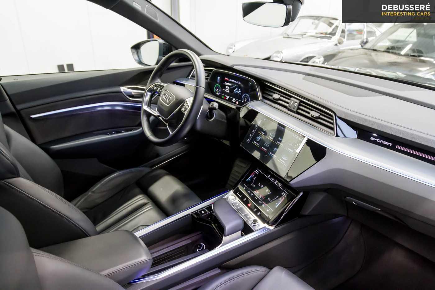 Audi E-Tron 55 Quattro ACC Panodak Bang & Olufsen Privacy 11/30
