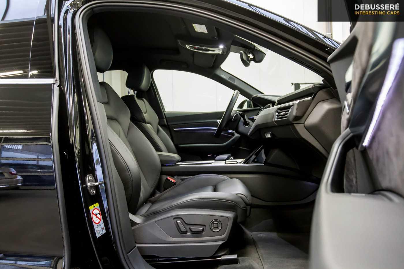 Audi E-Tron 55 Quattro ACC Panodak Bang & Olufsen Privacy 9/30