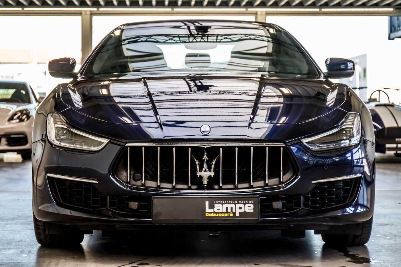 Maserati Ghibli Diesel GranLusso Keyless Sports Exhaust LED Camera 10/29