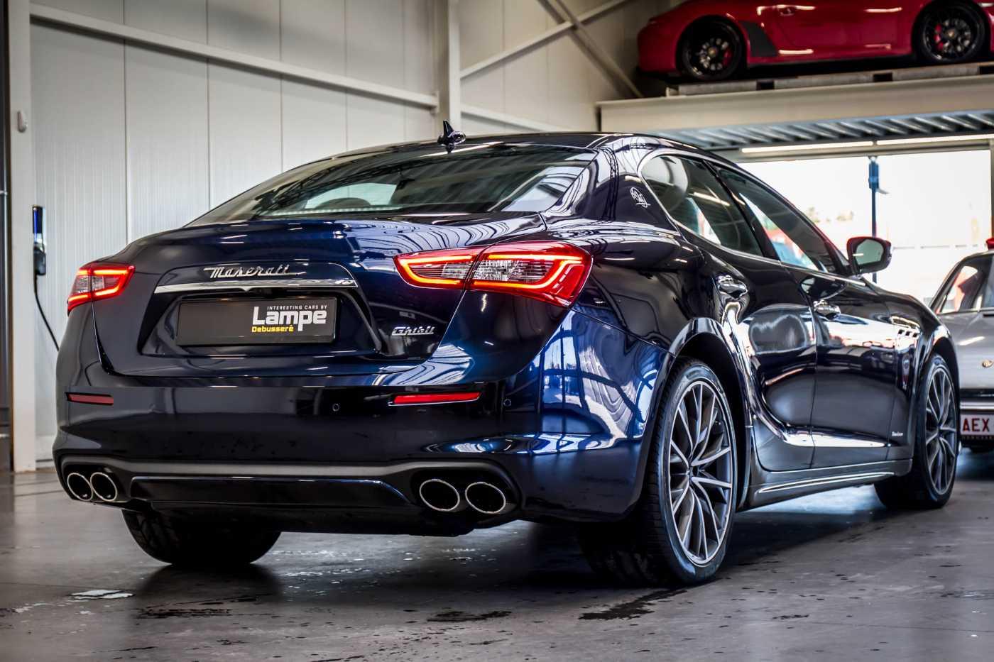 Maserati Ghibli Diesel GranLusso Keyless Sports Exhaust LED Camera 15/29
