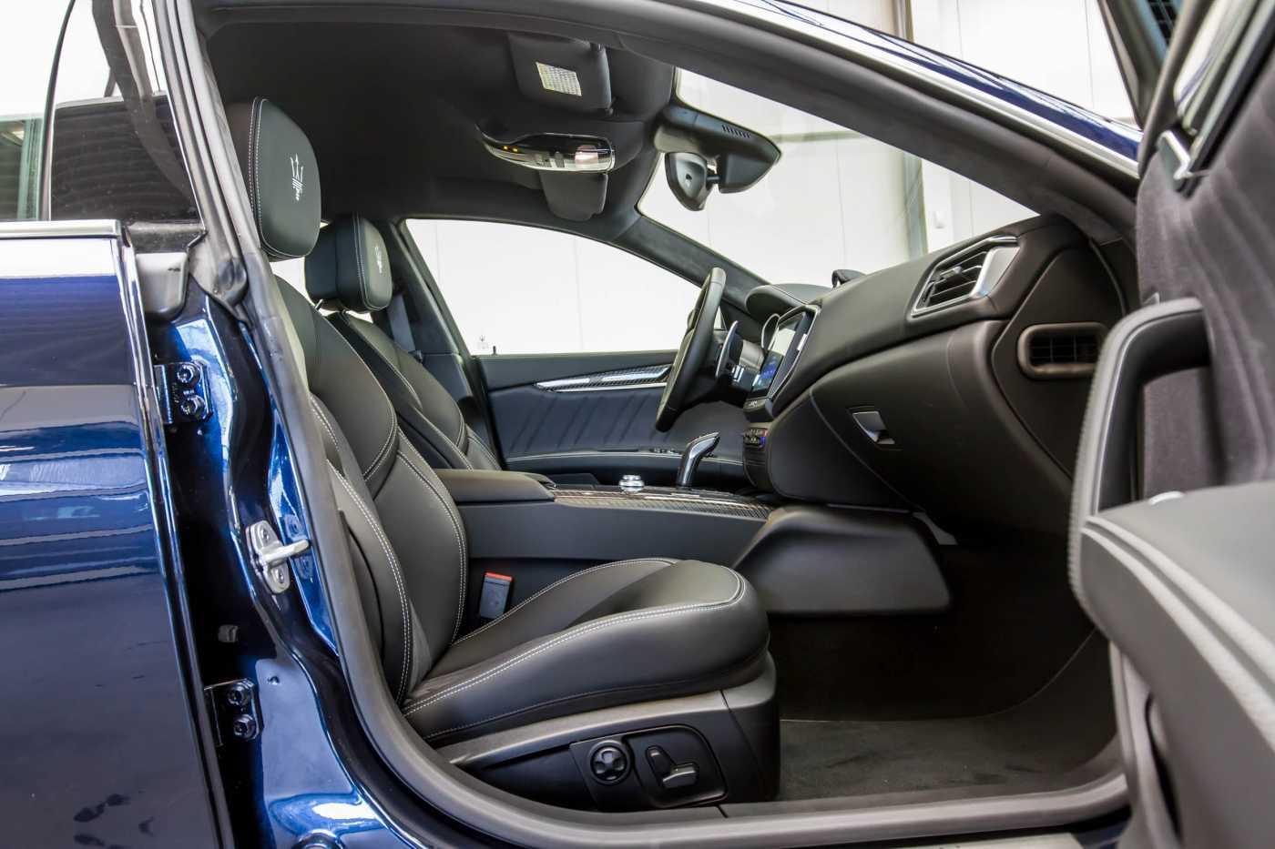 Maserati Ghibli Diesel GranLusso Keyless Sports Exhaust LED Camera 9/29