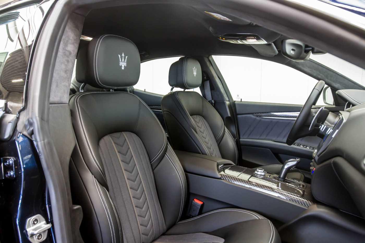 Maserati Ghibli Diesel GranLusso Keyless Sports Exhaust LED Camera 11/29